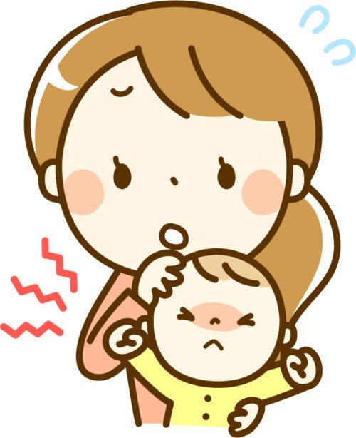 赤ちゃんがイライラした時の解決・対処方法や心構え