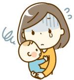産後の子育て(育児)の不安やイライラの原因