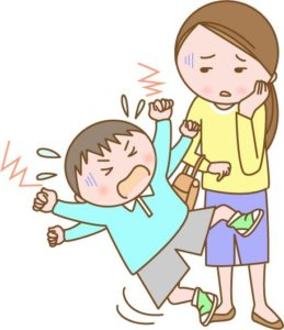 子育て(育児)の悩み・子供のわがまま相談・甘えとの違いと接し方